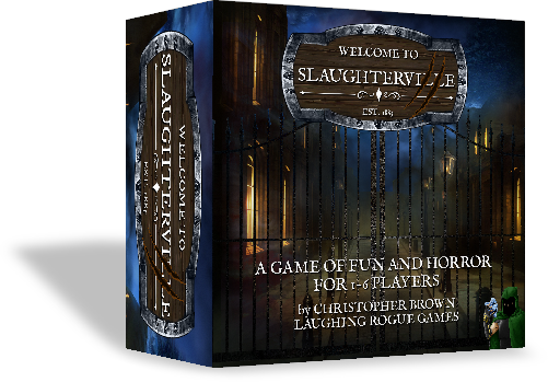 Slaughterville II Coming to KS in May!